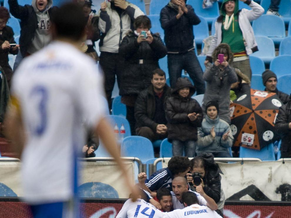 El Real Zaragoza buscará alegrías