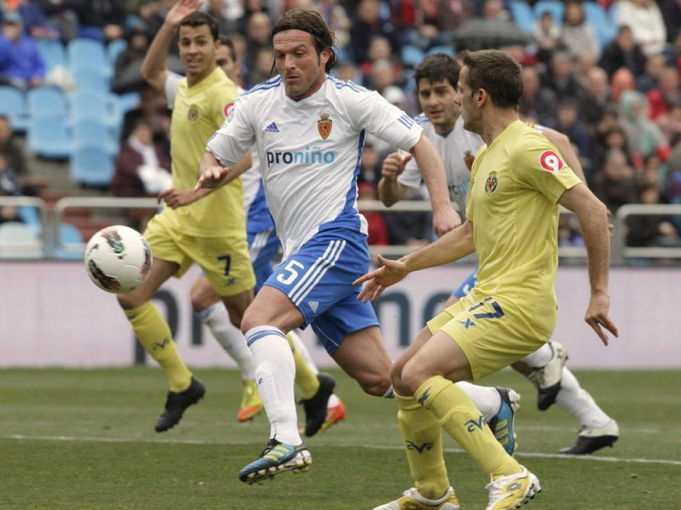 Lanzaro, contra el Villarreal