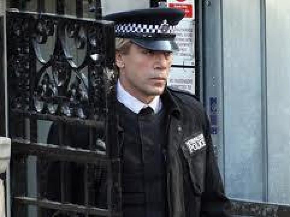 Bardem, un policía rubio en 'Skyfall'