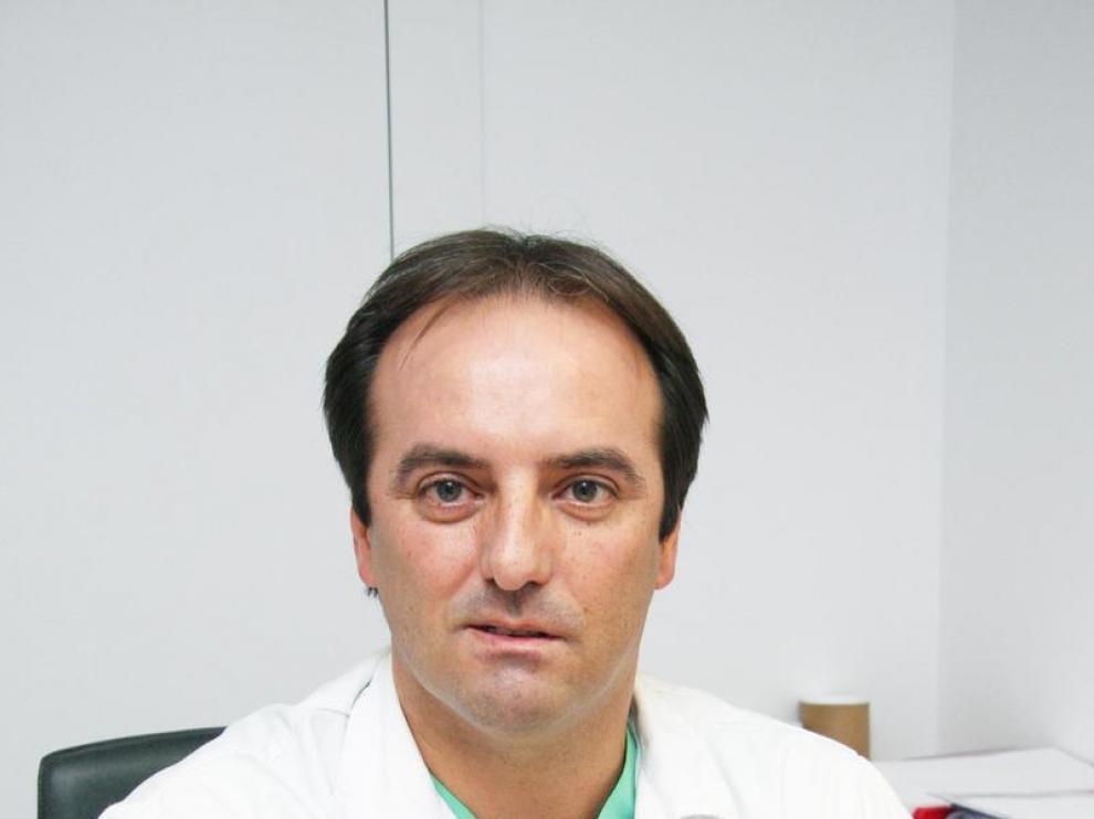 Doctor Antonio Urries, Jefe de la Unidad de Reproducción Asistida del Hospital Quirón Zaragoza