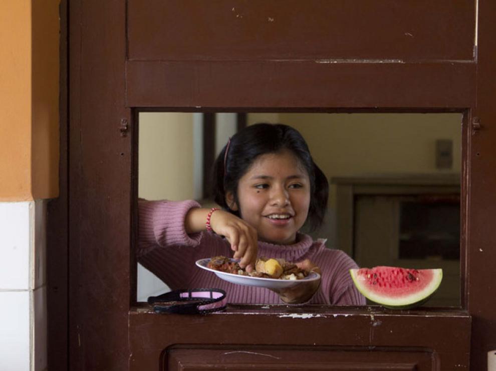 Proyecto de Opencameras en Sucre (Bolivia)