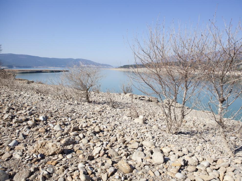 El pantano de Yesa