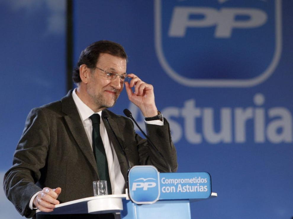 Rajoy Asturias