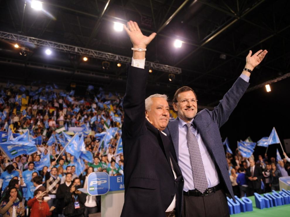 Rajoy tendrá que afrontar las consecuencias de no lograr mayoría absoluta en Andalucía