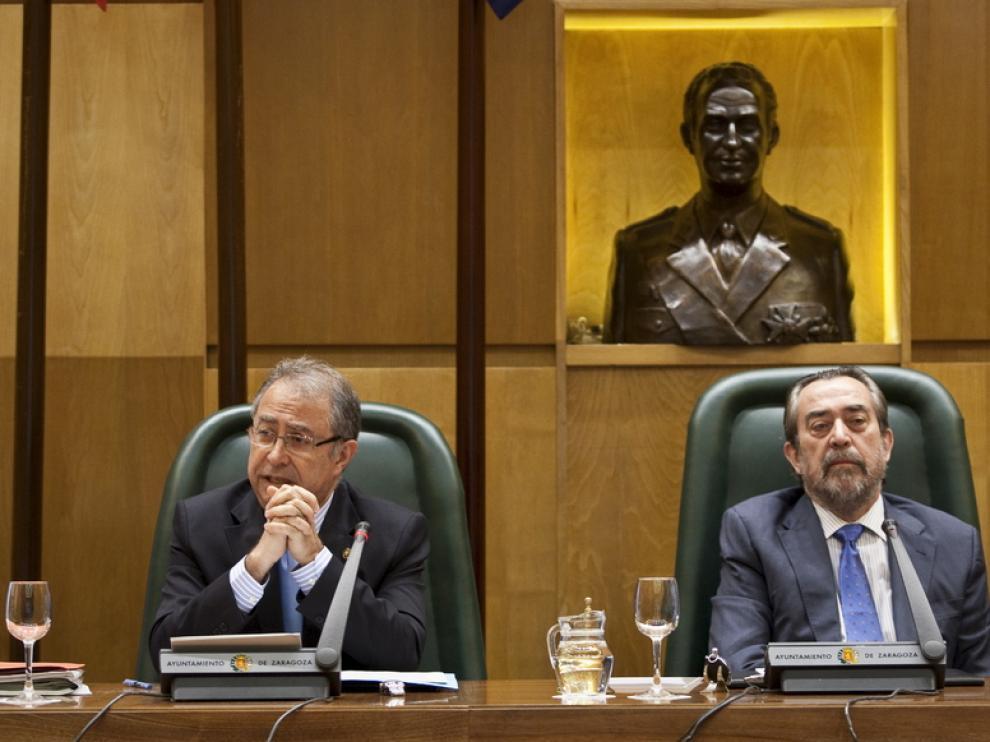 El alcalde, Juan Alberto Belloch
