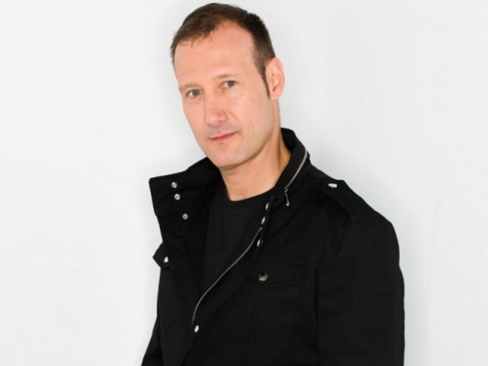 Pedro García, presentador del programa 'Hermano mayor'.
