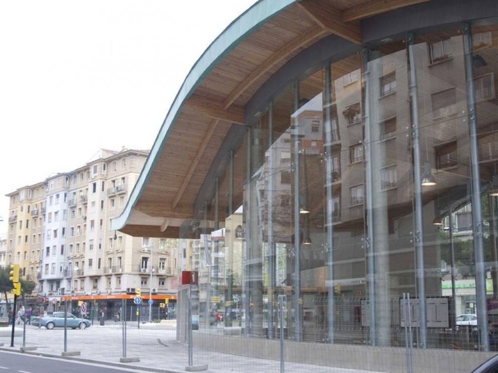 Estación Goya de Zaragoza
