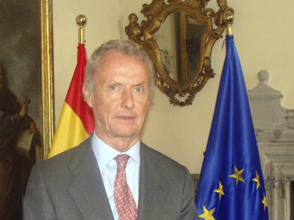 El ministro de Defensa de España, Pedro Morenés