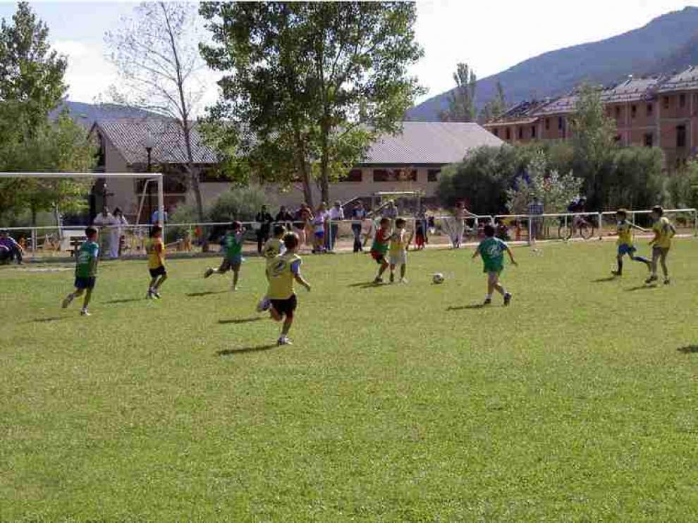 Campus Villanua y Deporte