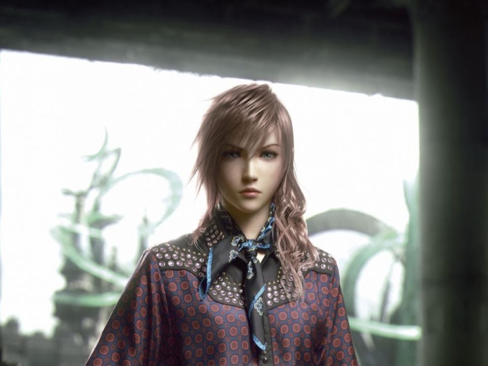 Final Fantasy se viste de Prada