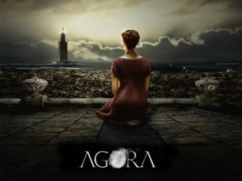 Rachel Weisz lucha por salvar el Mundo Antiguo en 'Ágora'