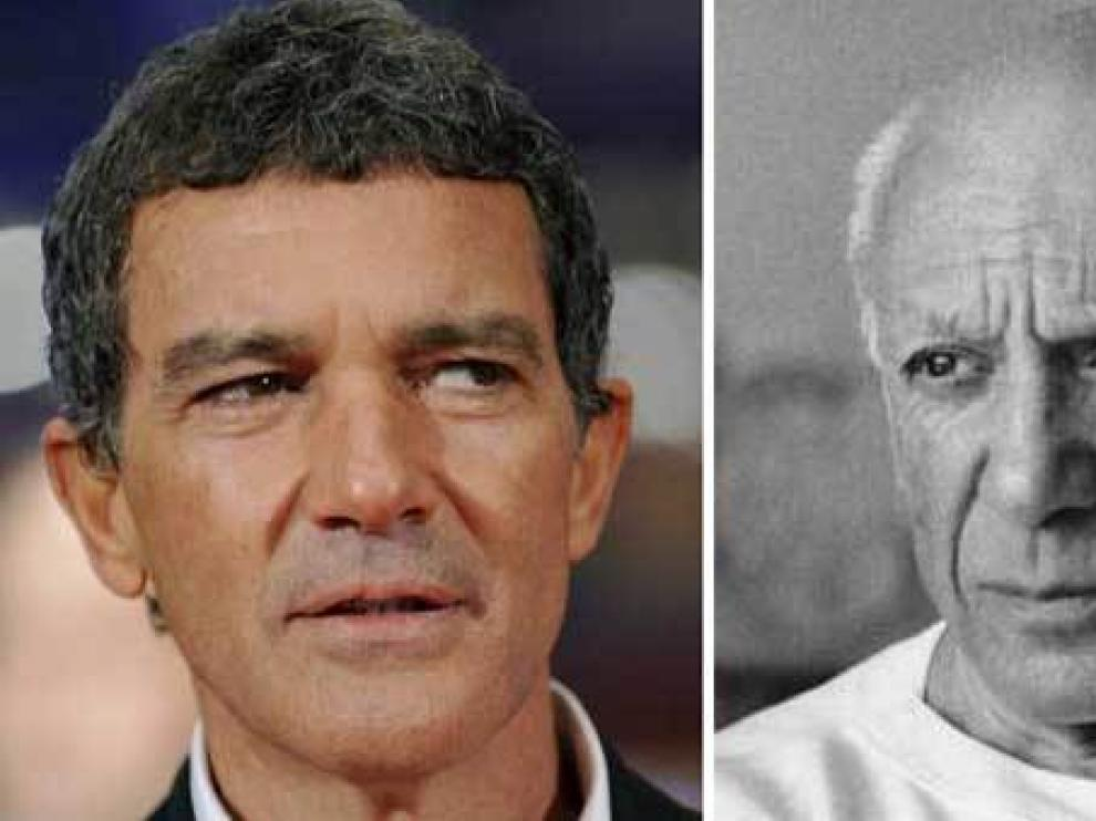 Antonio Banderas será Pablo Picasso