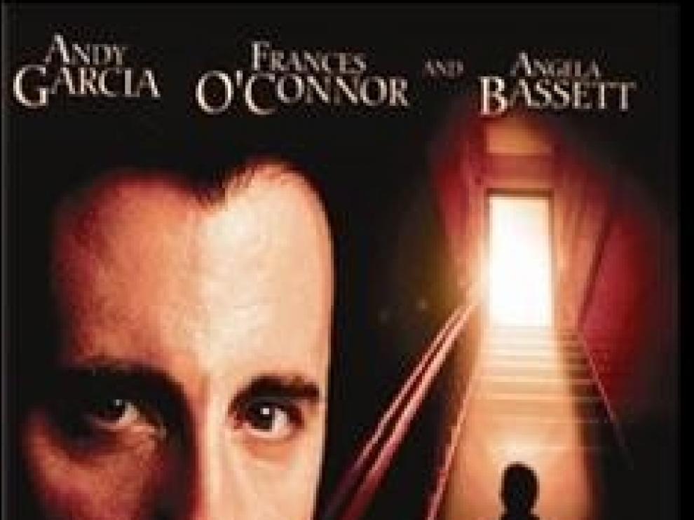 Cartel del filme 'La última puerta'
