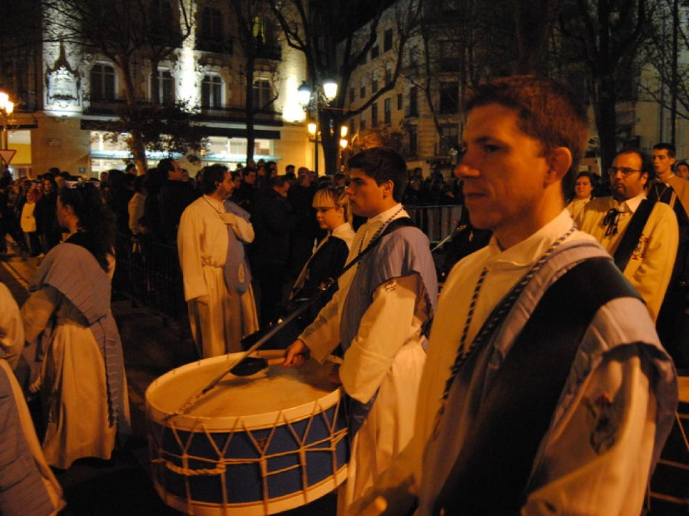 Vigilia Pascual en Zaragoza