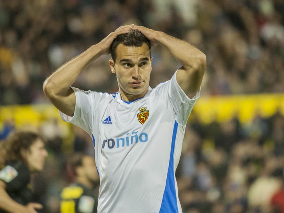 El Real Zaragoza está a siete puntos del Villarreal