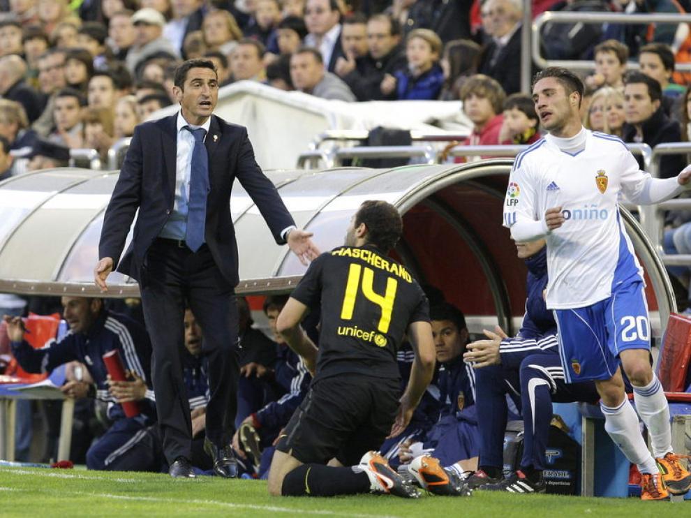 Real Zaragoza - F. C. Barcelona