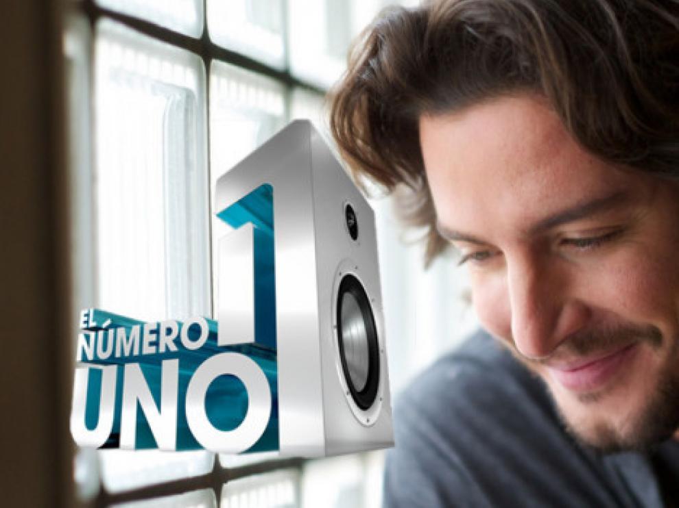 Manuel Carrasco en 'El Número Uno'.
