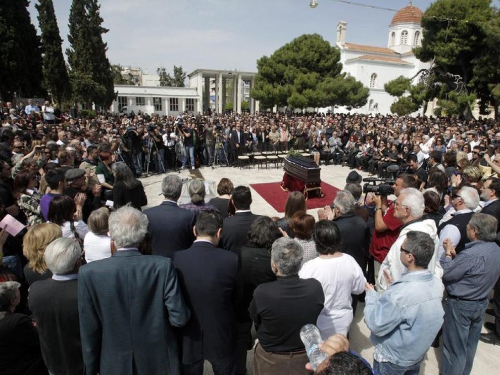 Funeral por Dimitris Christoulas