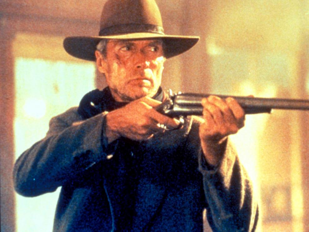 Clint Eastwood interprta a William Munny en 'Sin perdón'.
