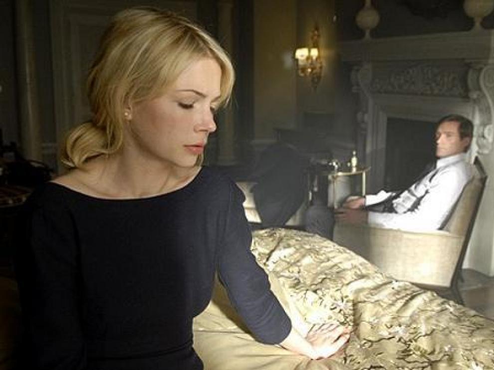 Fotograma de la película, 'La lista'.