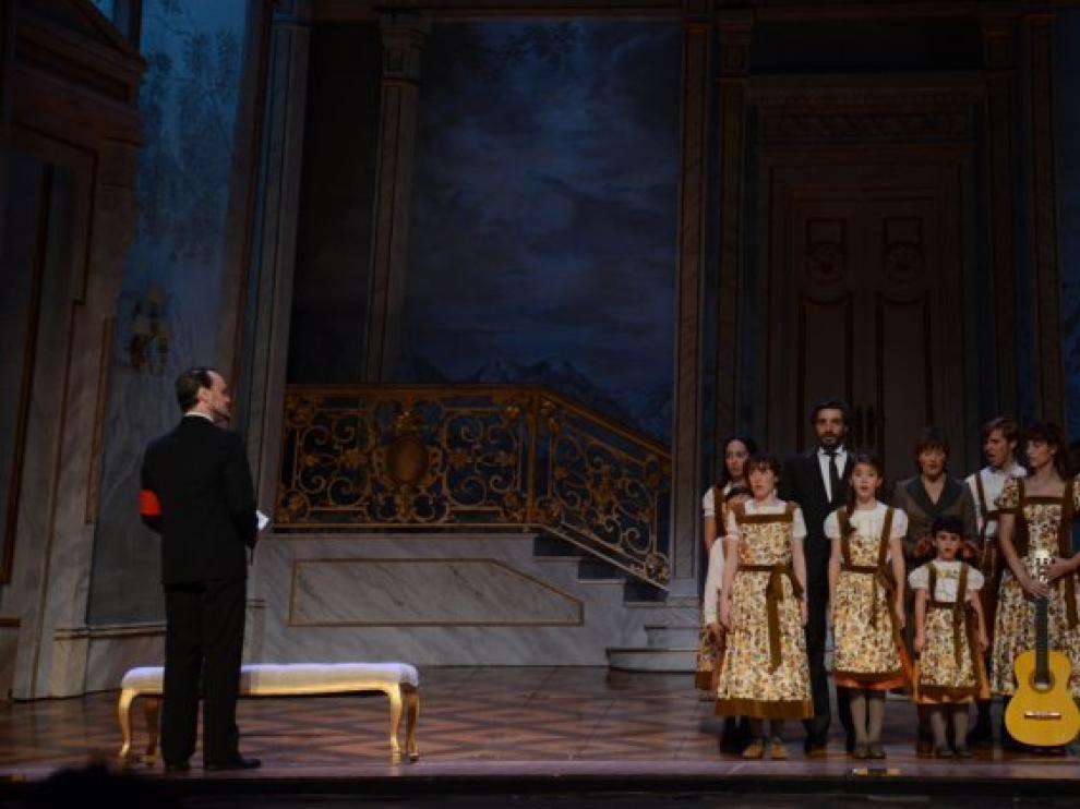 Imagen del espectáculo de 'Sonrisas y Lágrimas'.