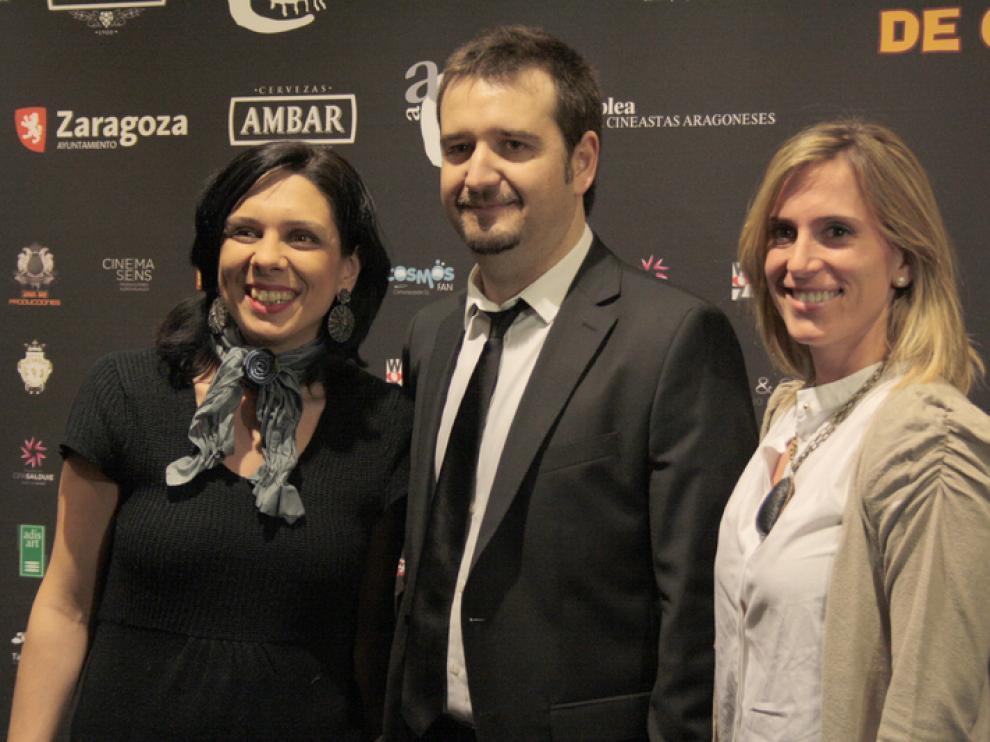 Premios Simón de Cine Aragonés en el Teatro Principal