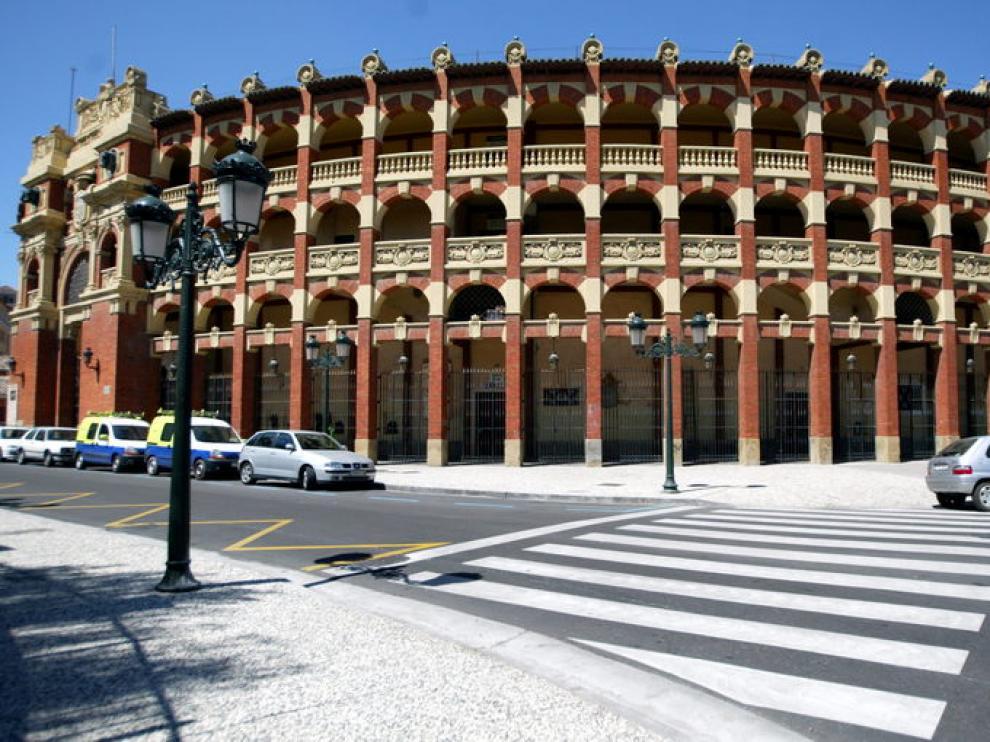 La plaza de toros de La Misericordia.