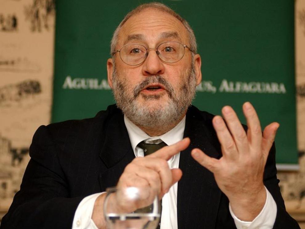 El Nobel de Economía, Joseph Stiglitz
