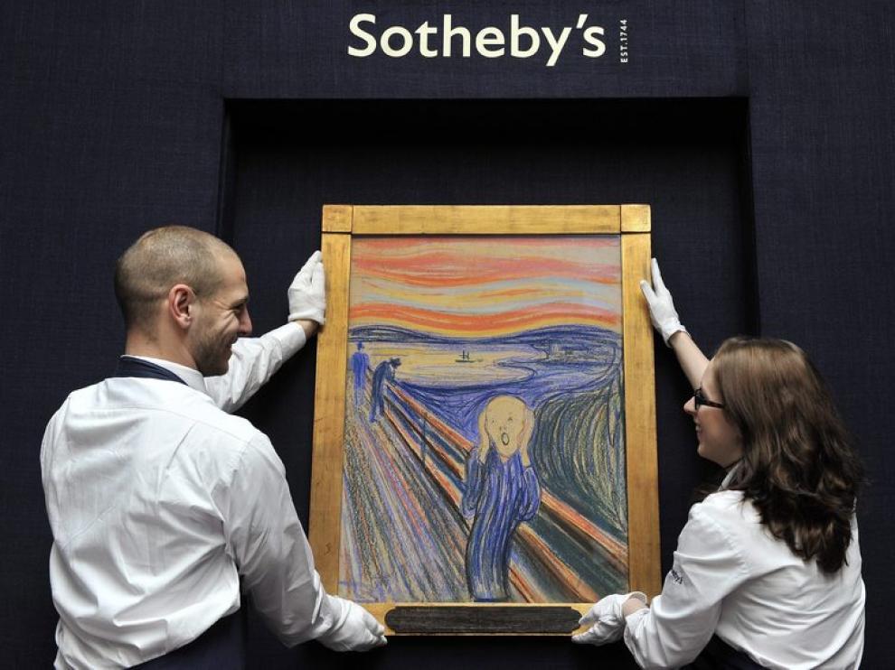 La obra de Munch