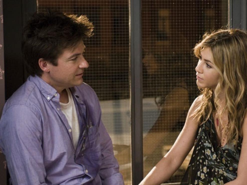 Jennifer Aniston y Jason Bateman protagonizan esta película.