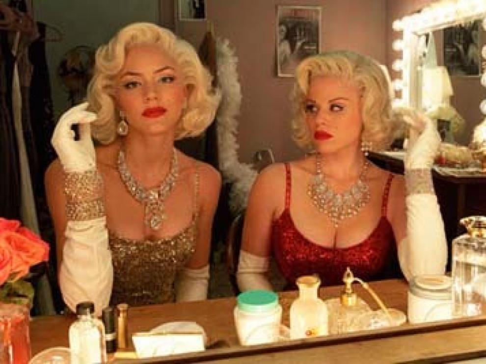 Imagen de la serie musical, 'Smash'.