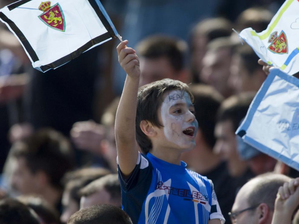El Zaragoza se la juega en La Romareda