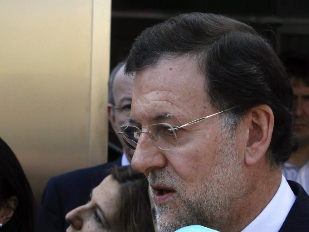 """Rajoy estaba """"al tanto"""" del viaje"""