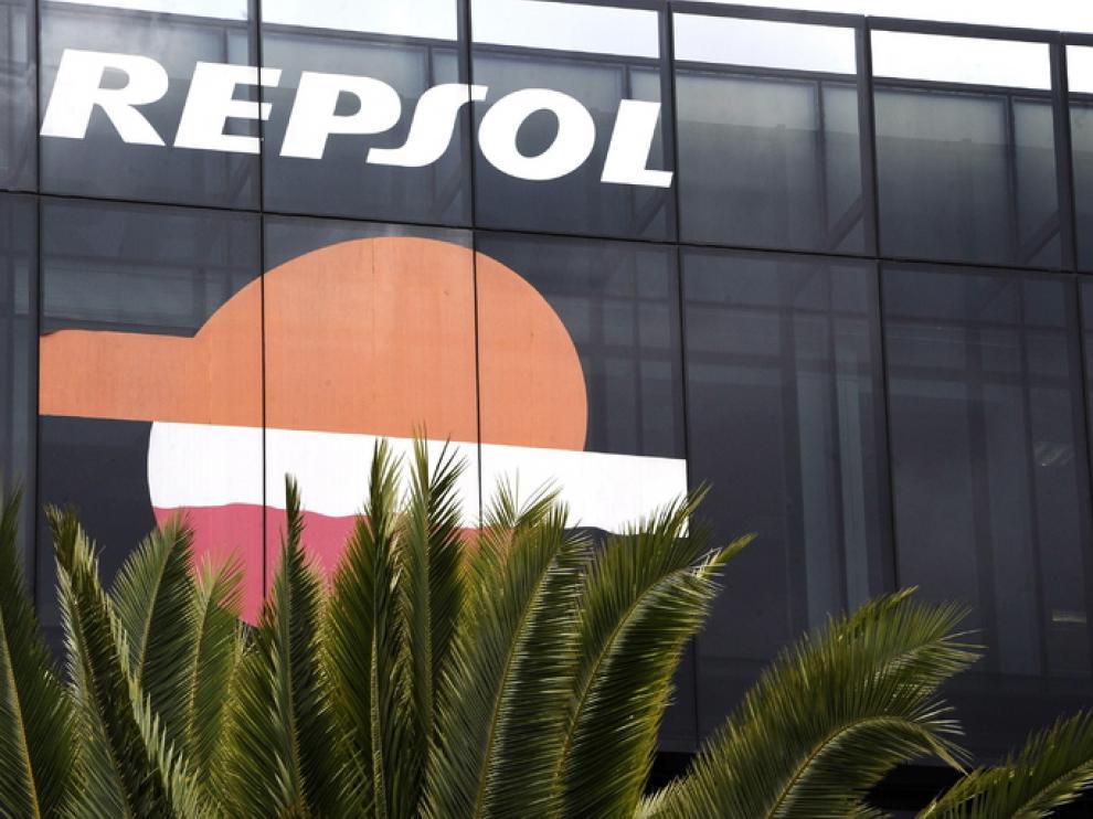 Imagen de la empresa Repsol YPF.