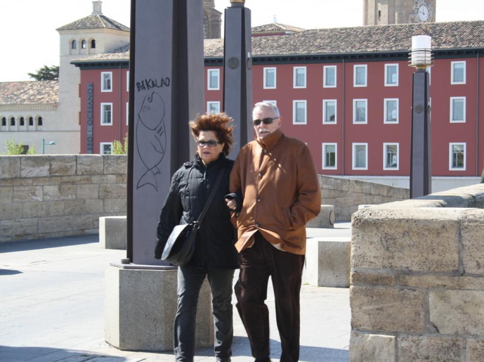 Cierzo en Zaragoza