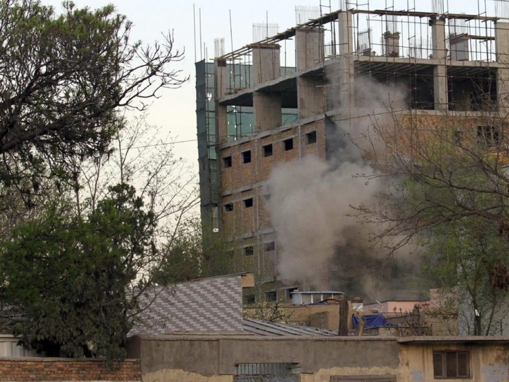 Los talibanes atacaron bases diplomáticas