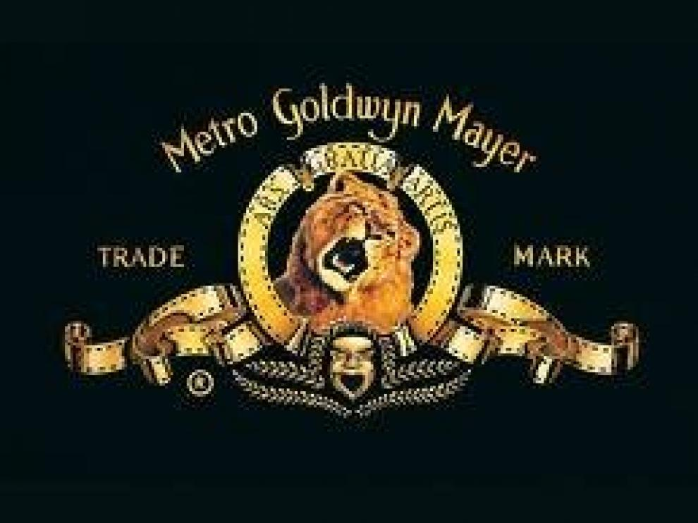 León de Metro Goldwyn Mayer