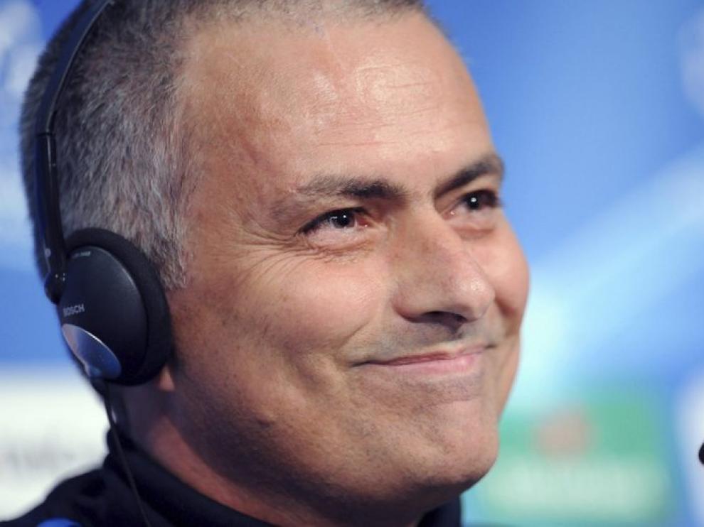 Mourinho en rueda de prensa previa el partido ante el Bayern