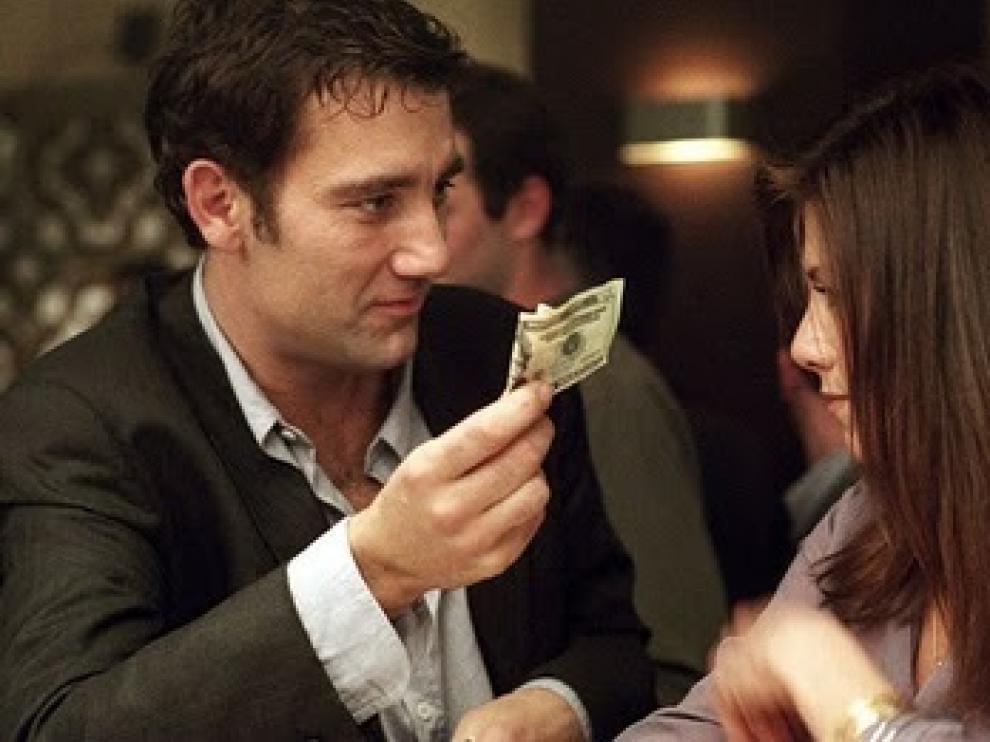 Fotograma de la película 'Sin control'.