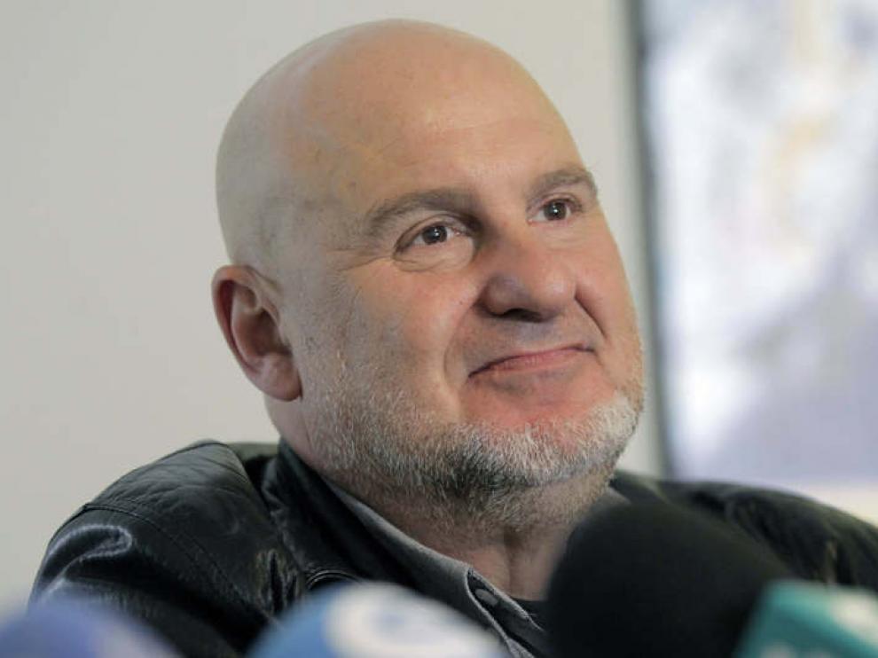 Anton Reixa, antiguo presidente de la SGAE