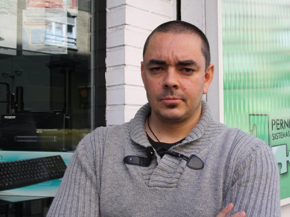 Enrique Pernía