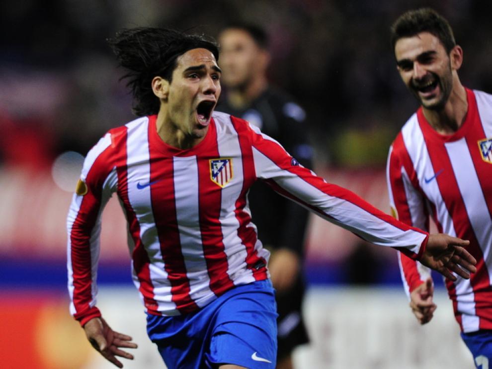 El Atlético de Madrid tiene encarrilada la eliminatoria