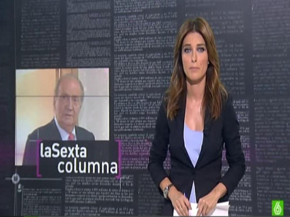 'LaSexta Columna' analiza 'El perdón del rey cazado'