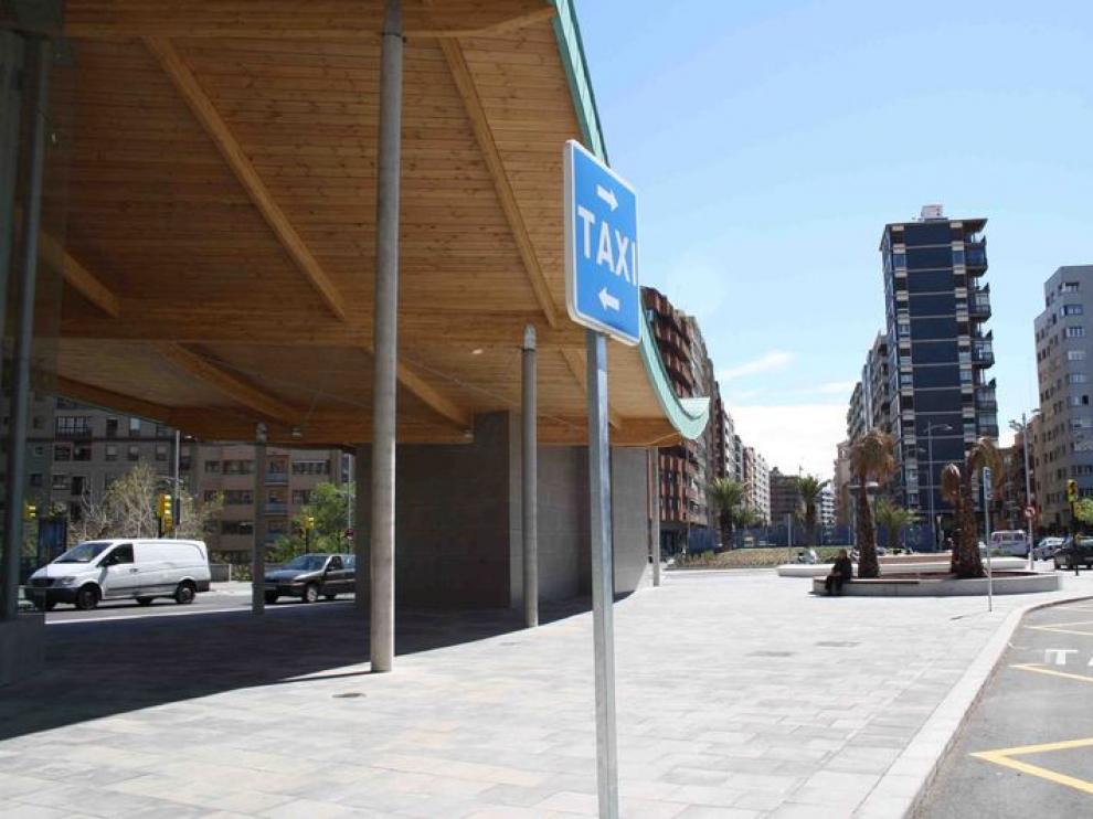 Estación de Taxis