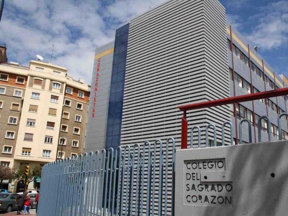 Colegio Sagrado Corazón de Zaragoza