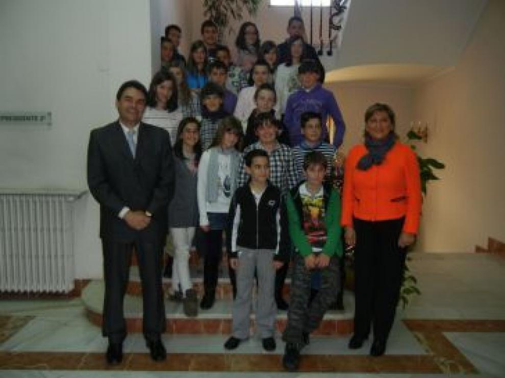 Pleno infantil de Teruel