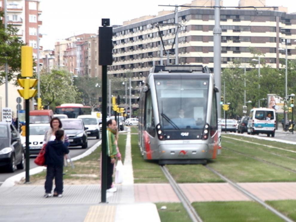 Tranvía de Zaragoza