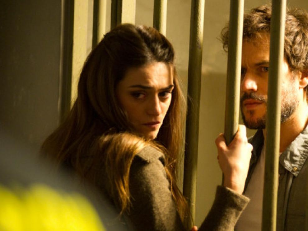 Imagen de la serie de Antena3, 'Luna, el misterio de Calenda'