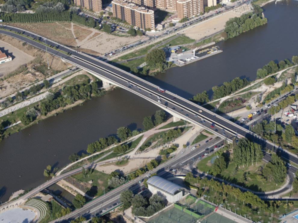 El Puente de la Unión se verá afectado por las obras.