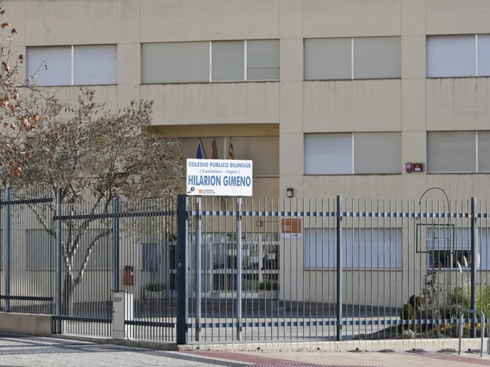El colegio Hilarión Gimeno, de los más solicitados.
